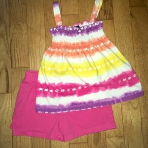 Girl's size 4 outfit